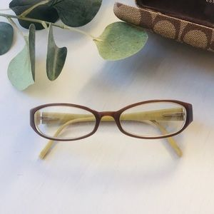 Coach Adelle Eyeglasses With Case